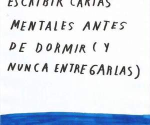 frases, escribir, and cartas image