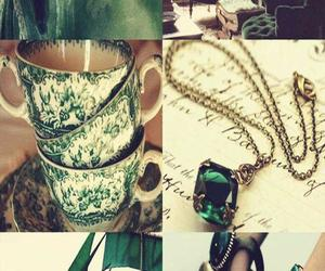 green, harrypotter, and pride image