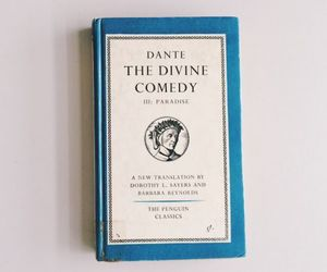 aesthetic, reading, and the divine comedy image