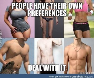 chubby, like, and muscular image