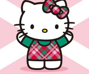 hello kitty, kittie, and wallpaper image