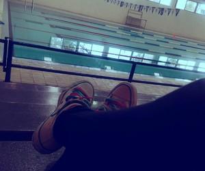 agua, converse, and swim image