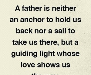 anchor, family, and father image