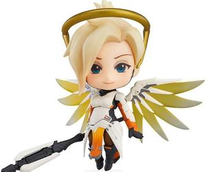 action figure, mercy, and nendoroid image