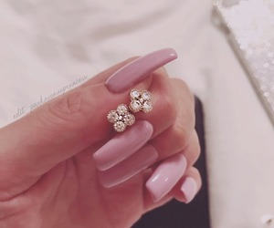 diamond, fashion, and girly image