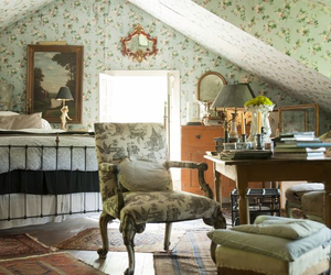 farmhouse, home decor, and vintage style image