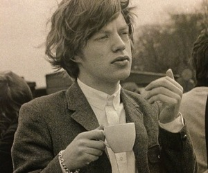 mick jagger, sixties, and vintage image