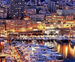 travelling, wanderlust, and monaco image