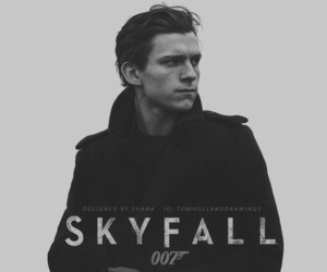 007, James Bond, and skyfall image