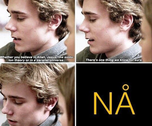 skam, isak, and life is now image