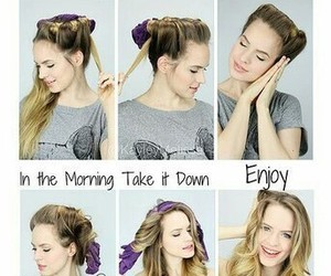 Easy, waves, and beauty hack image