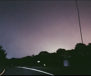 driving, grunge, and purple image