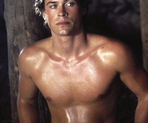 80s, rob lowe, and 90s image