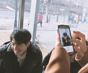 astro, lq, and lee dongmin image