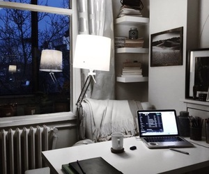 room and studying image