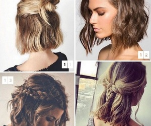 hair, haircare, and hairstyles image