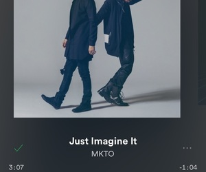 spotify, mkto, and just imagine it image