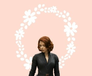 Avengers, black widow, and hero image