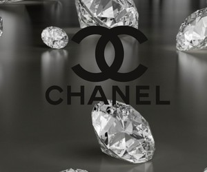 brand, diamonds, and overlay image