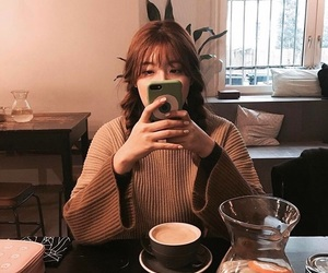 asian, cofee, and cool image