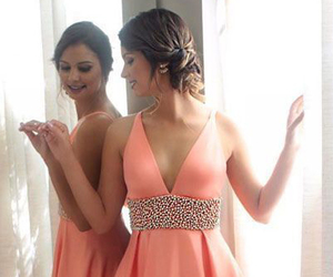 prom dress, evening party dress, and sexy prom dress image
