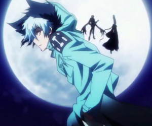 servamp, sleepy ash, and kuro image