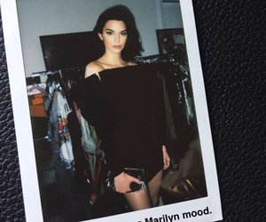 kendall jenner, fashion, and icon image