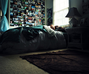 bedroom, boy, and everything image