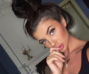 babe, beauty, and lips image