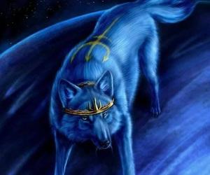 blue, fanart, and fantastic image