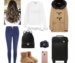 fashion, Polyvore, and ootd image