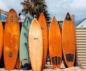 summer and surf image