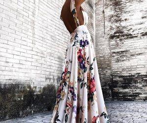 dress, fashion, and style image
