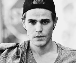 paul wesley, stefan salvatore, and tvd image
