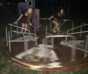 grunge, friends, and blurry image
