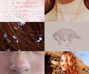 aesthetic, moodboard, and game of thrones image