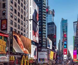 aesthetics, architecture, and billboards image