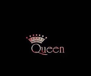 Queen and black image