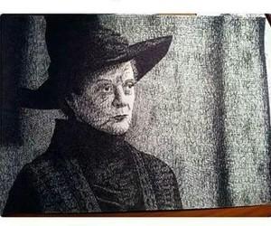 amazing, art, and mcgonagall image