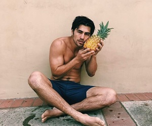 guys, Hot, and pineapples image