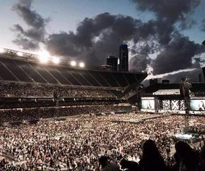 concert, onedirection, and one direction image