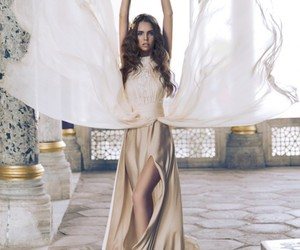 beauty, dress, and photography image
