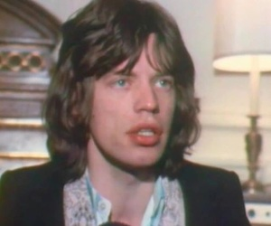 70s, blue, and mick jagger image