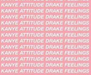 wallpaper, Drake, and kanye image
