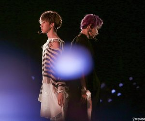 Seventeen, diamond edge, and minghao image
