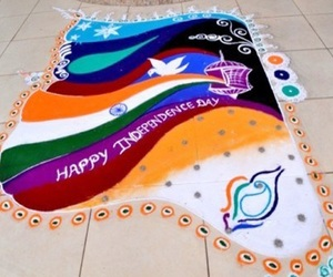 designs, independence day, and indian flag image