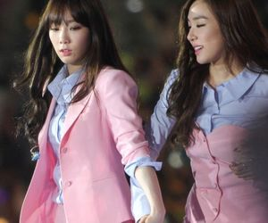 girls, snsd, and taeny image
