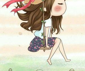 kawaii, cute, and illustration image