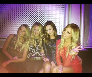 ashley tisdale, ashley morgan, and sammy droke image
