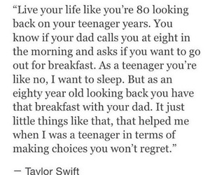 quotes, Taylor Swift, and life image